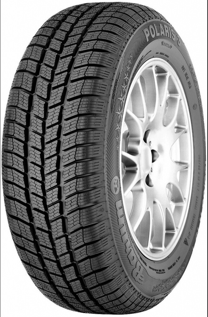 BARUM POLARIS 3 4X4 205/70 R 15